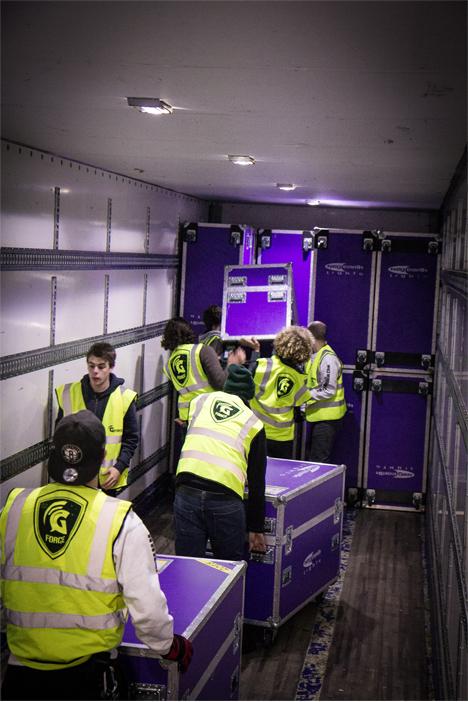 Truck Loaders